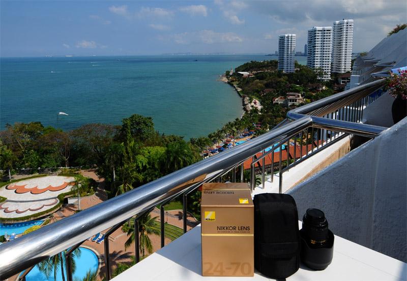 Nikon AF-S Nikkor 24-70mm f/2.8 G ED