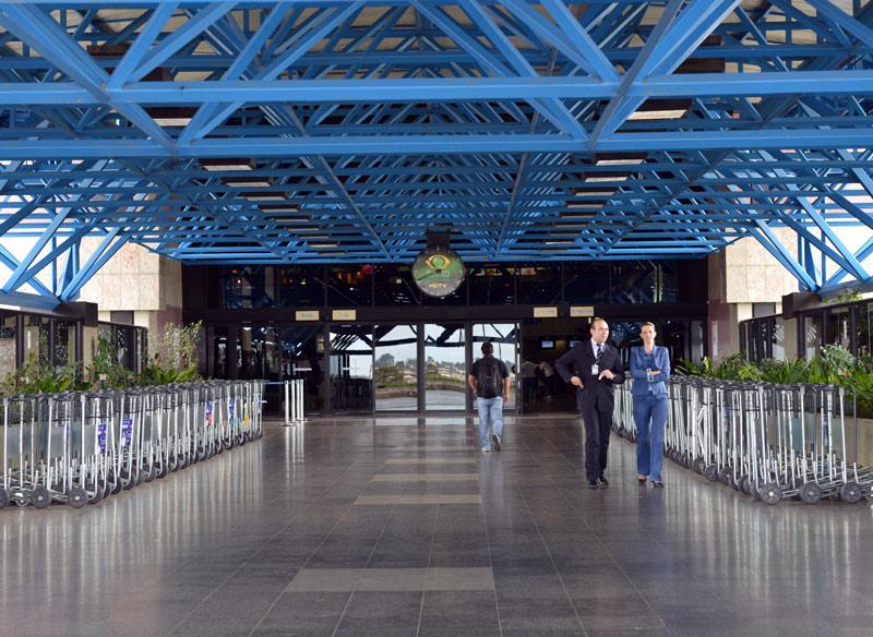 Куритиба. Аэропорт. 2