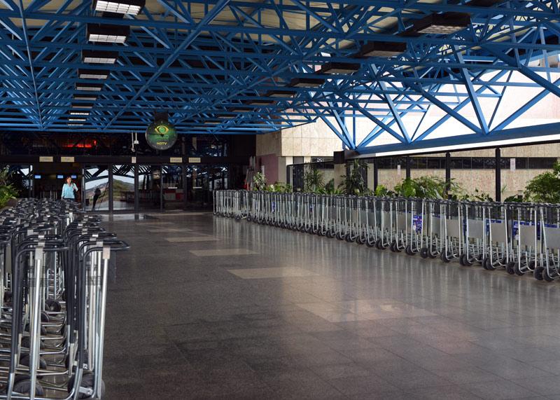 Аэропорт Куритиба. 3