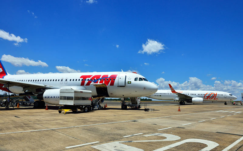Авиакомпания ТАМ