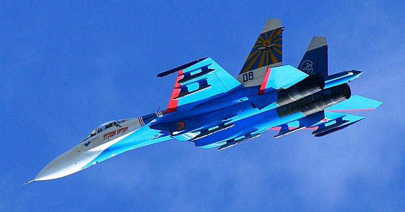 Русские витязи. МВМС-2013. Авиашоу 1.