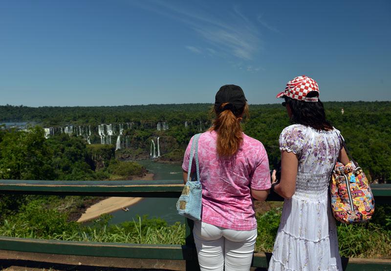 Водопады Игуасу. Бразилия. Brasil. Iguacu Waterfalls. 11
