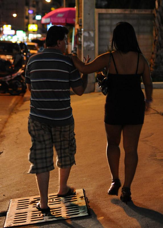 Паттайя. Парочки. Pattaya. 47