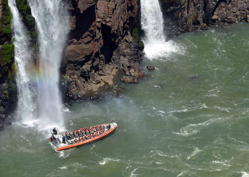 Водопады Игуасу. Бразилия. Brasil. Iguacu Waterfalls. 21