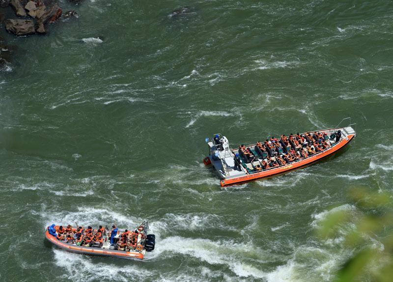 Водопады Игуасу. Бразилия. Brasil. Iguacu Falls. 19