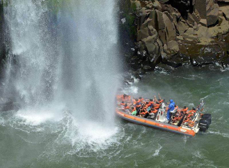 Водопады Игуасу. Бразилия. Brasil. Iguacu Waterfalls. 22