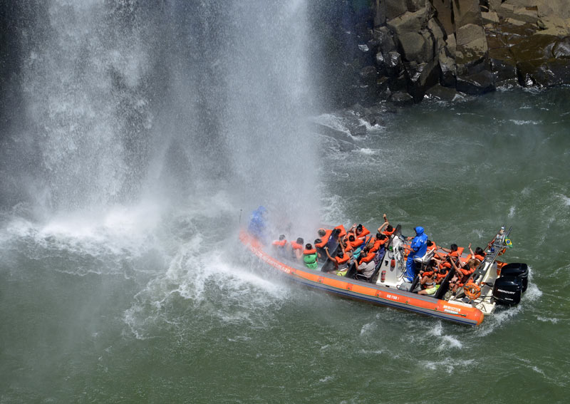 Водопады Игуасу. Бразилия. Brasil. Iguacu Waterfalls. 24