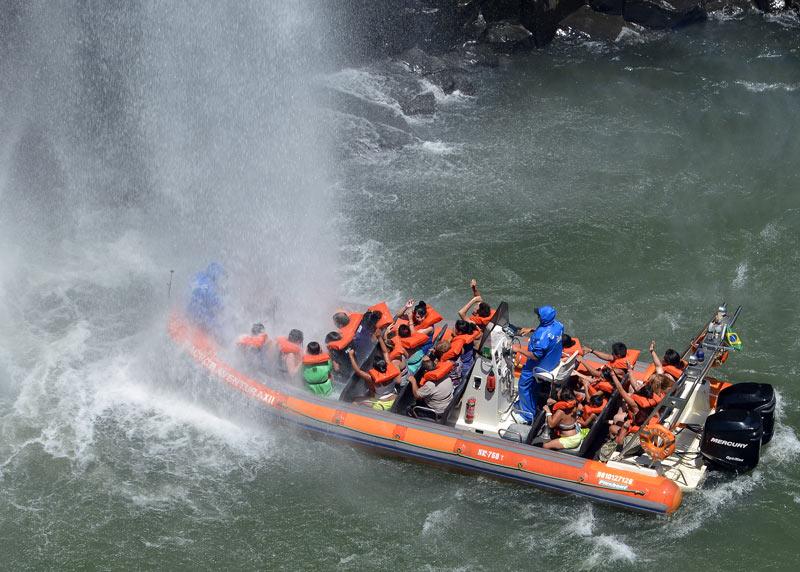 Водопады Игуасу. Бразилия. Brasil. Iguacu Waterfalls. 29
