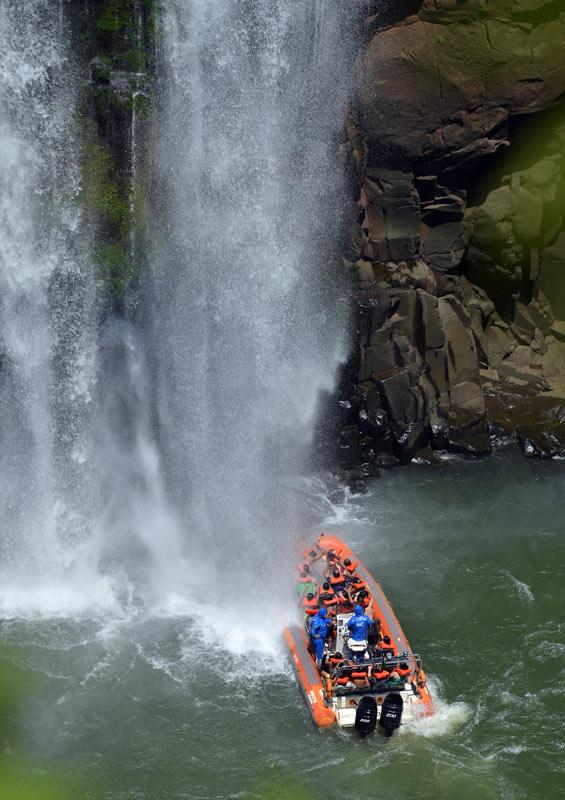 Бразилия. Водопады Игуасу. Brasil. Iguacu Waterfalls. 25