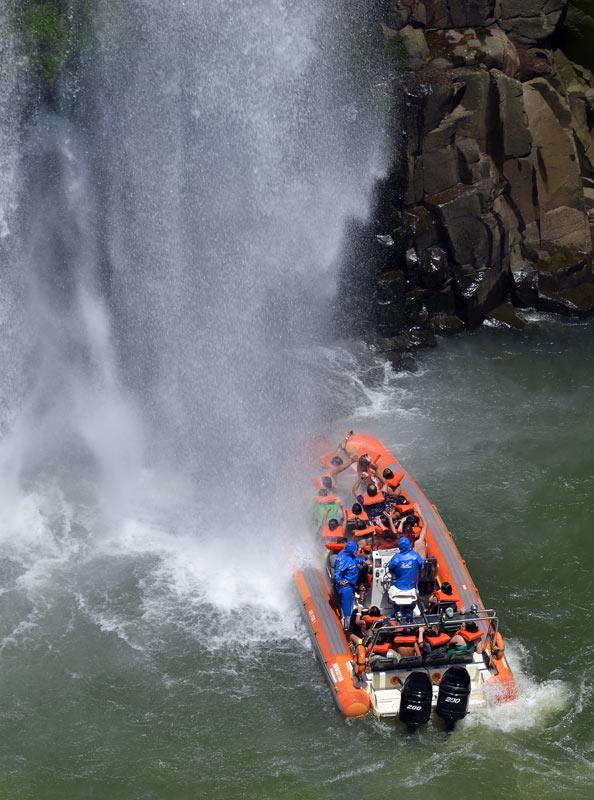 Водопады Игуасу. Бразилия. Brasil. Iguacu Waterfalls. 27