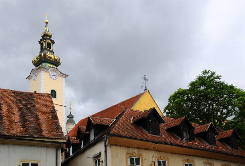 Загреб. Церковь Св. Марка. Zagreb. 48