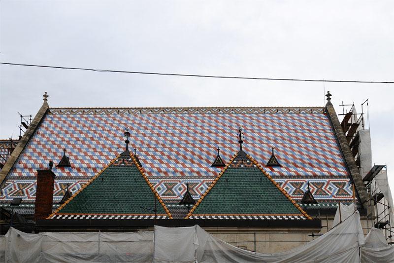 Загреб. Церковь Св. Марка. Zagreb. 60