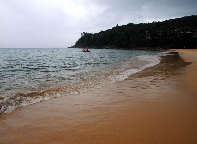Пляжи и отели острова Пхукет. Пляж Най Тон. Nai Thon Beach. 10