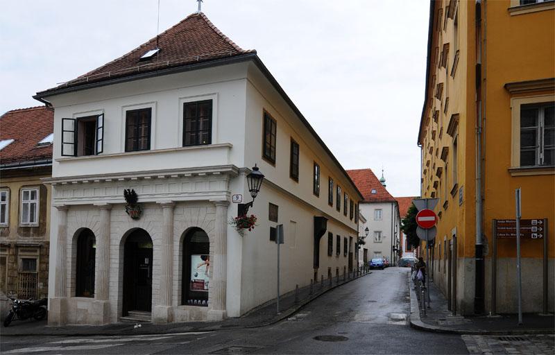 Загреб. Каменита, 9. Zagreb. 64