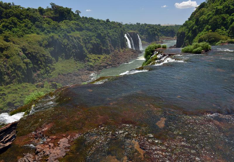 Бразилия. Водопады Игуасу. Brasil. Iguacu Falls. 92