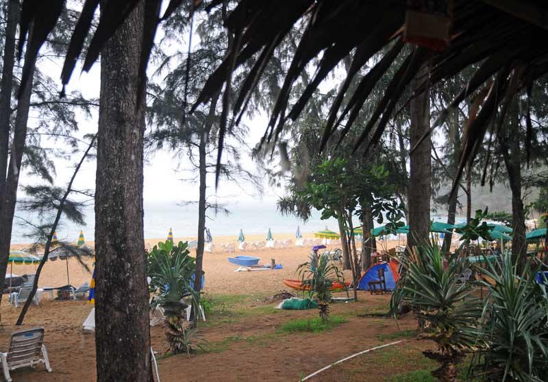 Пхукет. Пляж Най Тон. Phuket. Nai Thon Beach. 3