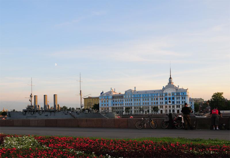 Санкт-Петербург. Белые ночи. Saint-Petersburg. White Nights. 2