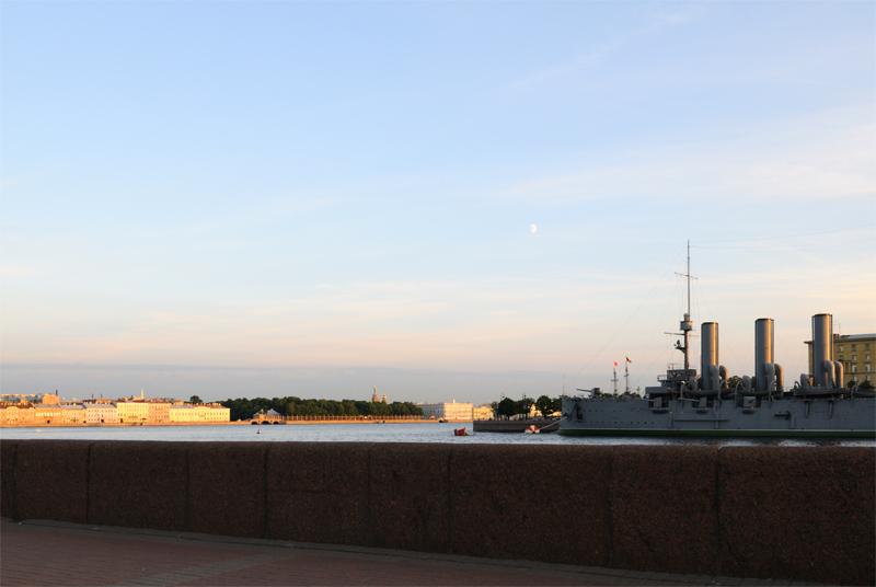 Санкт-Петербург. Белые ночи. Saint-Petersburg. White Nights. 3