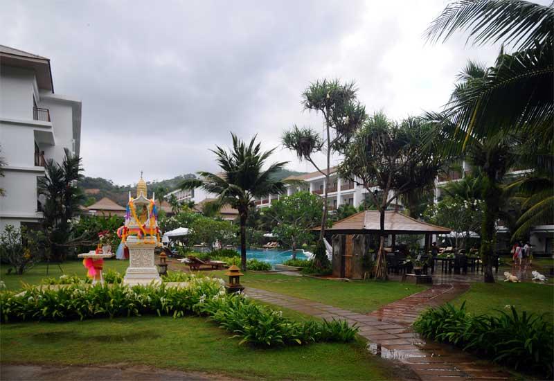Пхукет. Пляж Най Тон. Отель НайТонБури. Nai Thon Beach. NaiThonBuri Resort. 3