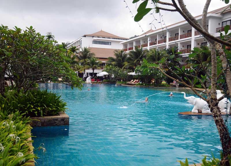Пхукет. Пляж Най Тон. Отель НайТонБури. Nai Thon Beach. NaiThonBuri Resort. 4