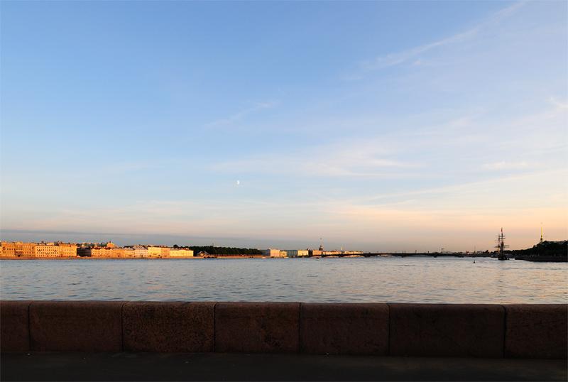 Санкт-Петербург. Белые ночи. Saint-Petersburg. White Nights. 5