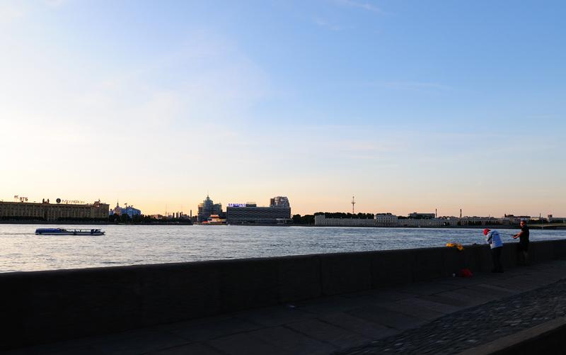 Санкт-Петербург. Белые ночи. Saint-Petersburg. White Nights. 9