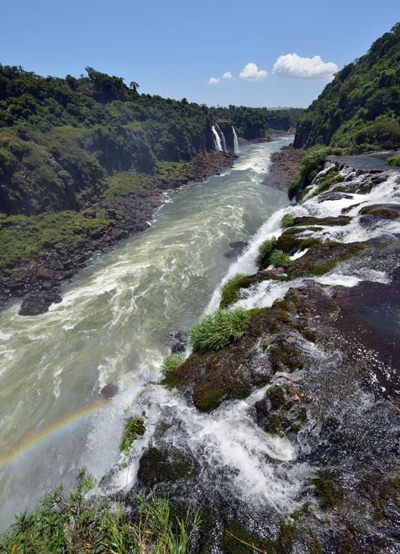 Бразилия. Водопады Игуасу. Brasil. Iguacu Waterfalls. 108