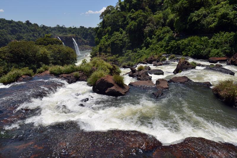 Бразилия. Водопады Игуасу. Brasil. Iguacu Waterfalls. 113