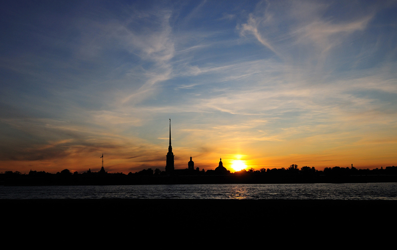 Санкт-Петербург. Белые ночи. Saint-Petersburg. White Nights. 12