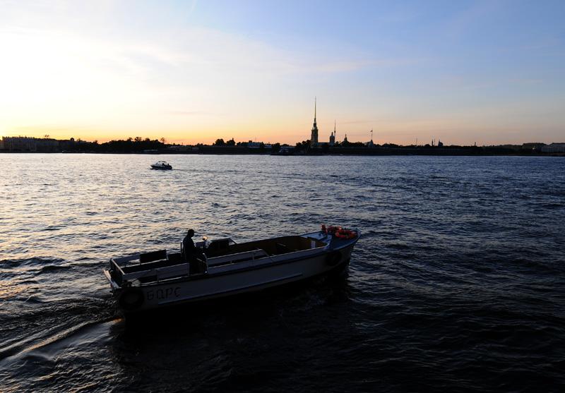Санкт-Петербург. Белые ночи. Saint-Petersburg. White Nights. 21