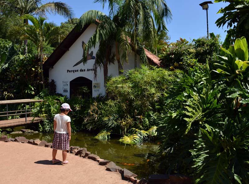 Парк Птиц. Игуасу. Бразилия. Bird Park. Iguacu. Brasil.1