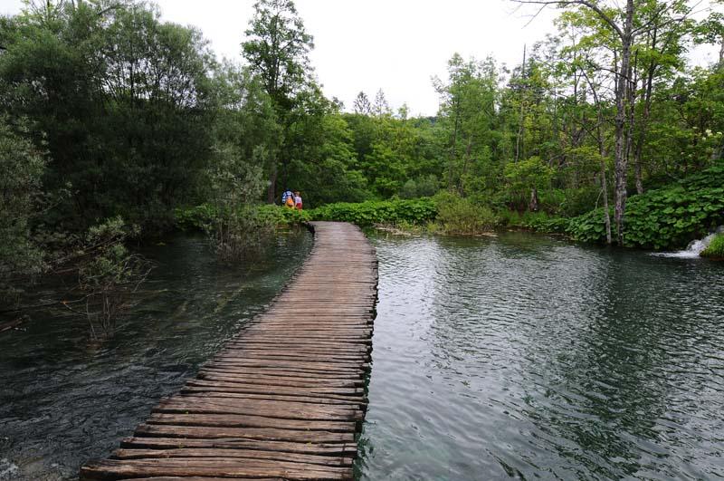 Хорватия. Плитвицкие озера. Croatia. Plitvice. 21.