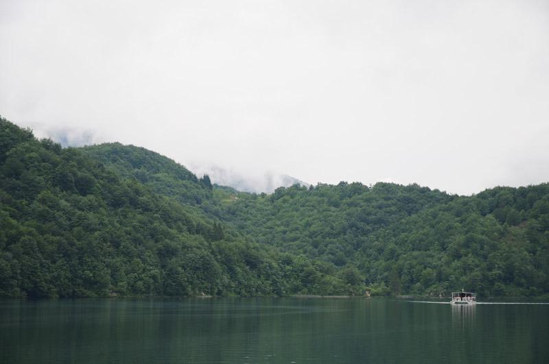 Хорватия Плитвицкие озера. Plitvice Lakes. 24.