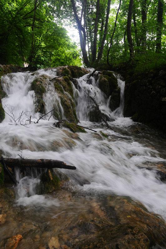 Хорватия Плитвицкие озера. Croatia. Plitvice. 34