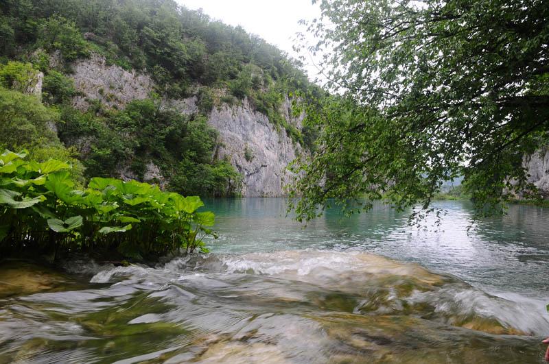 Хорватия. Плитвицкие озера. Croatia. Plitvice. 41