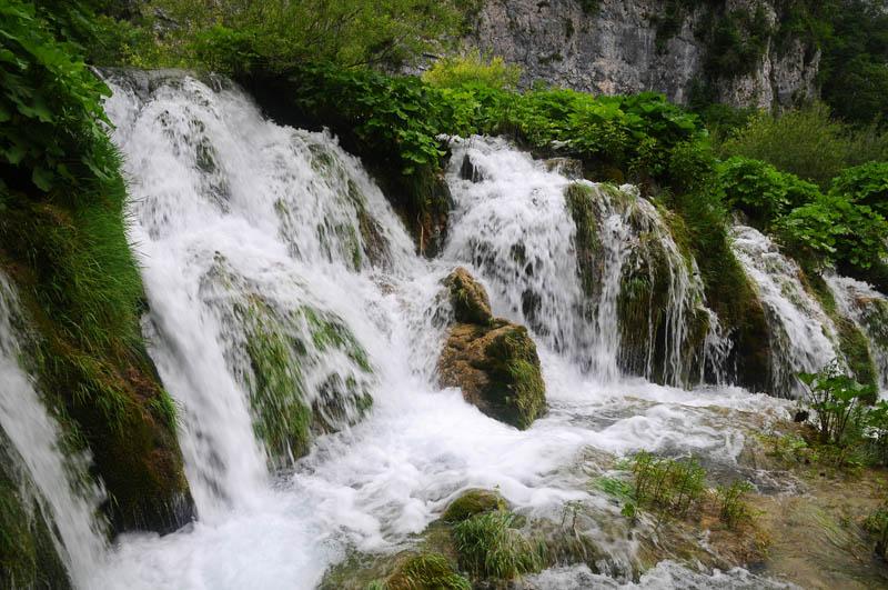 Хорватия Плитвицкие озера. Croatia. Plitvice. 45