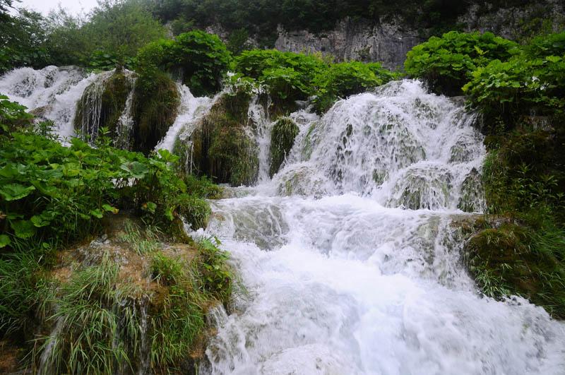 Хорватия. Плитвицкие озера. Croatia. Plitvice Lakes. 47