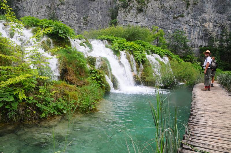 Плитвицкие озёра. Хорватия. Plitvice Lakes. 50
