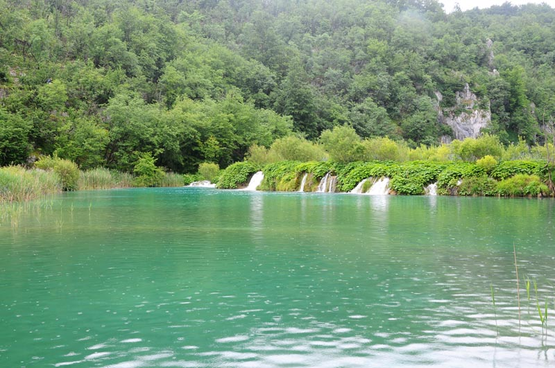 Хорватия. Плитвицкие озёра. Croatia. Plitvice Lakes. 51