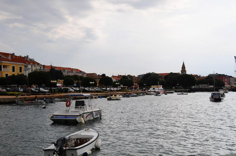 Хорватия. Истрия. Умаг. Istria. Umag.