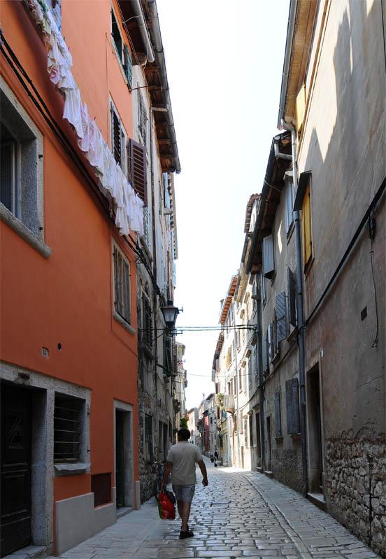 Ровинь. Старый город. Хорватия. Rovinj. Croatia.
