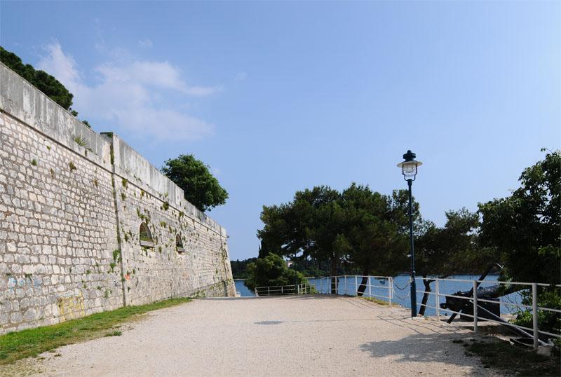 Фото 21. Ровинь. Крепостная стена. Rovinj. Croatia.