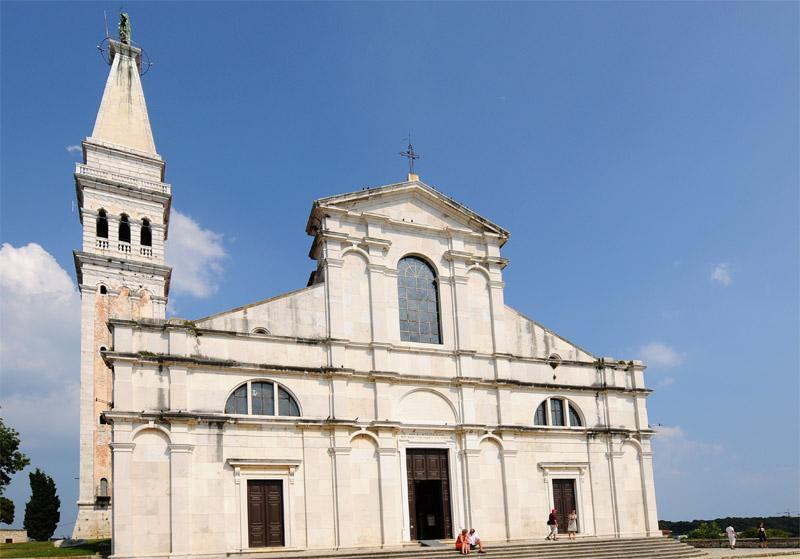 Фото 26. Ровинь. Церковь Св.Эуфемии. Rovinj. Croatia