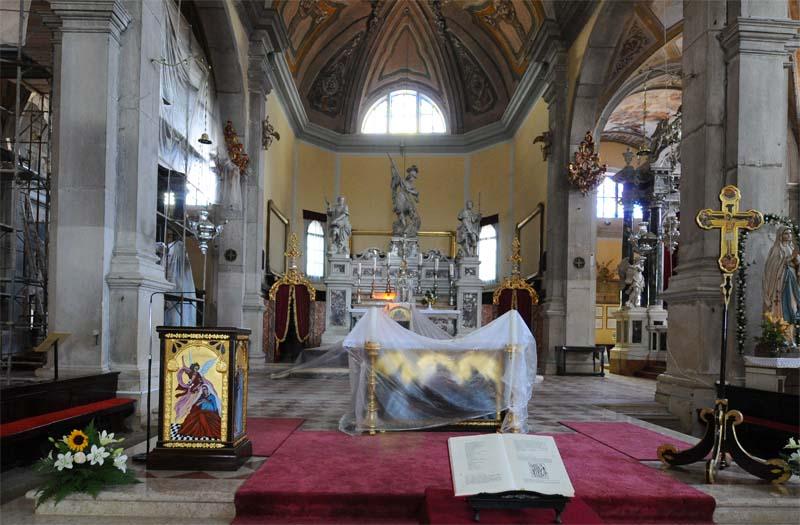Фото 34. Ровинь. Церковь Св.Эуфемии. Rovinj.