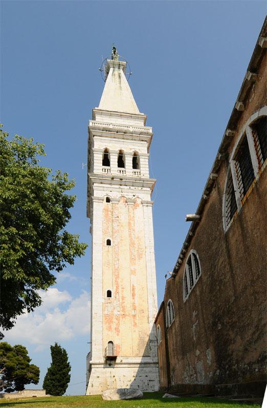 Фото 33. Ровинь. Церковь Св.Эуфемии. Rovinj