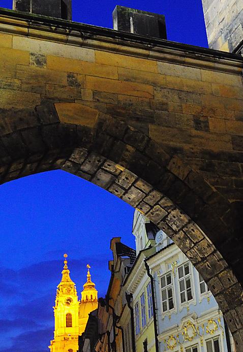 Прага. Ракурс. 3