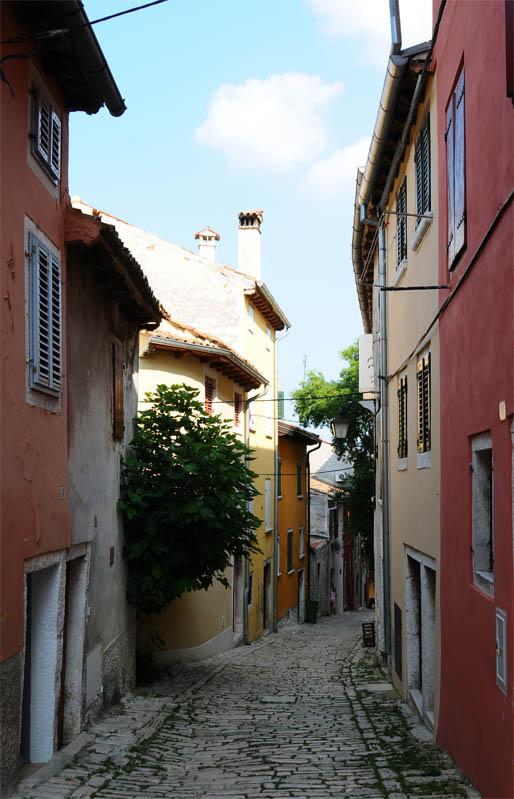 Фото 46. Ровинь. Хорватия. Rovinj. Croatia.