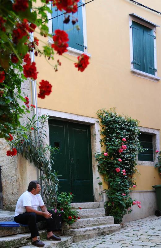 Фото 54. Ровинь. Хорватия. Rovinj. Croatia