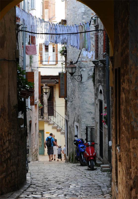 Фото 49. Ровинь. Хорватия. Rovinj. Croatia