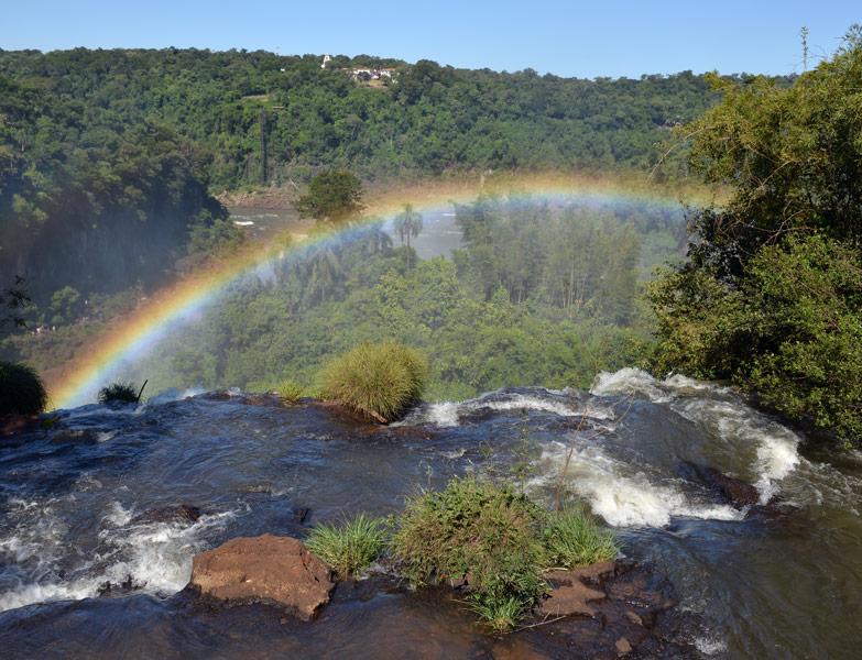 Водопады Игуасу. Аргентина. Iguasu Waterfall. Argentina.